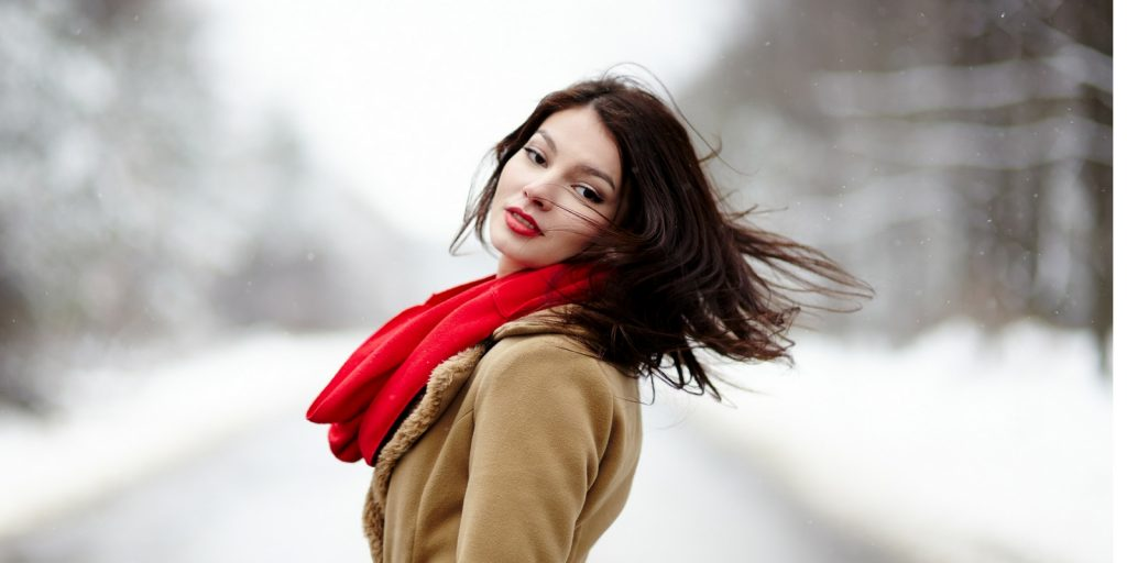 How to protect your hair against the cold weather