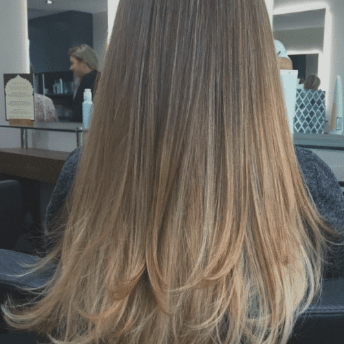 Balayage| Long Hair | Aveda Colour | Tribe Salons