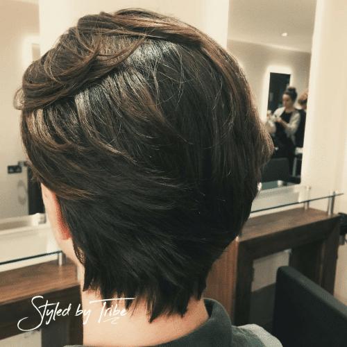 Men's Hair Long - Tribe