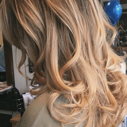 Soft Balayage - Aveda Colour - Tribe