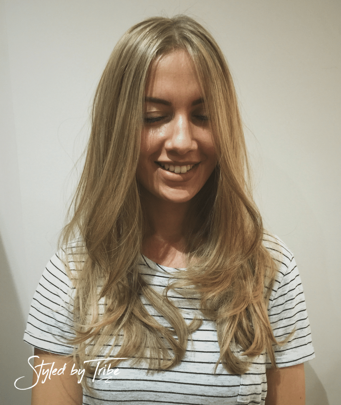 Natural Highlights For Kirsty Aveda Colour Styled By Jess