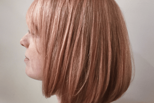 Rose Gold Soft Bob| Styled By Christopher | October 16
