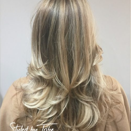 Highlights for Evie | Aveda Colour | Styled by Jess | October 16
