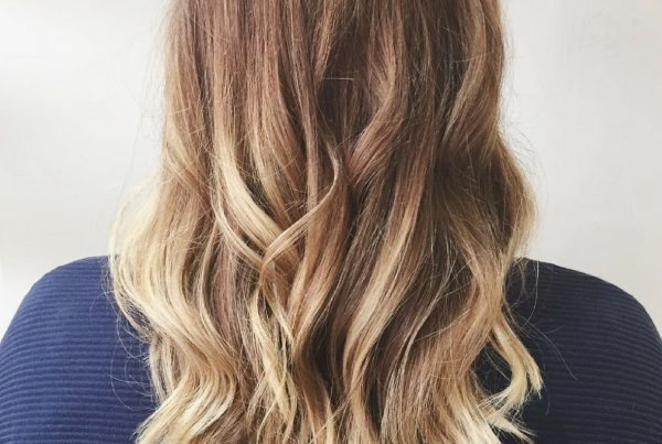 Balayage for Rebecca | Aveda Colour & Olaplex | Styled by Leanne | December 16
