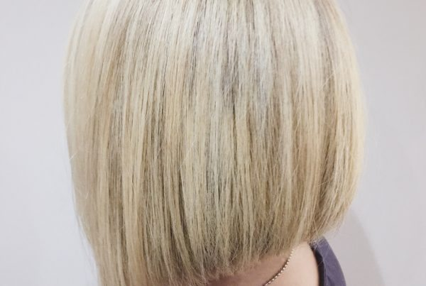 Highlights and Restyle for Sandra | Aveda Colour | Styled by Jess | December 16