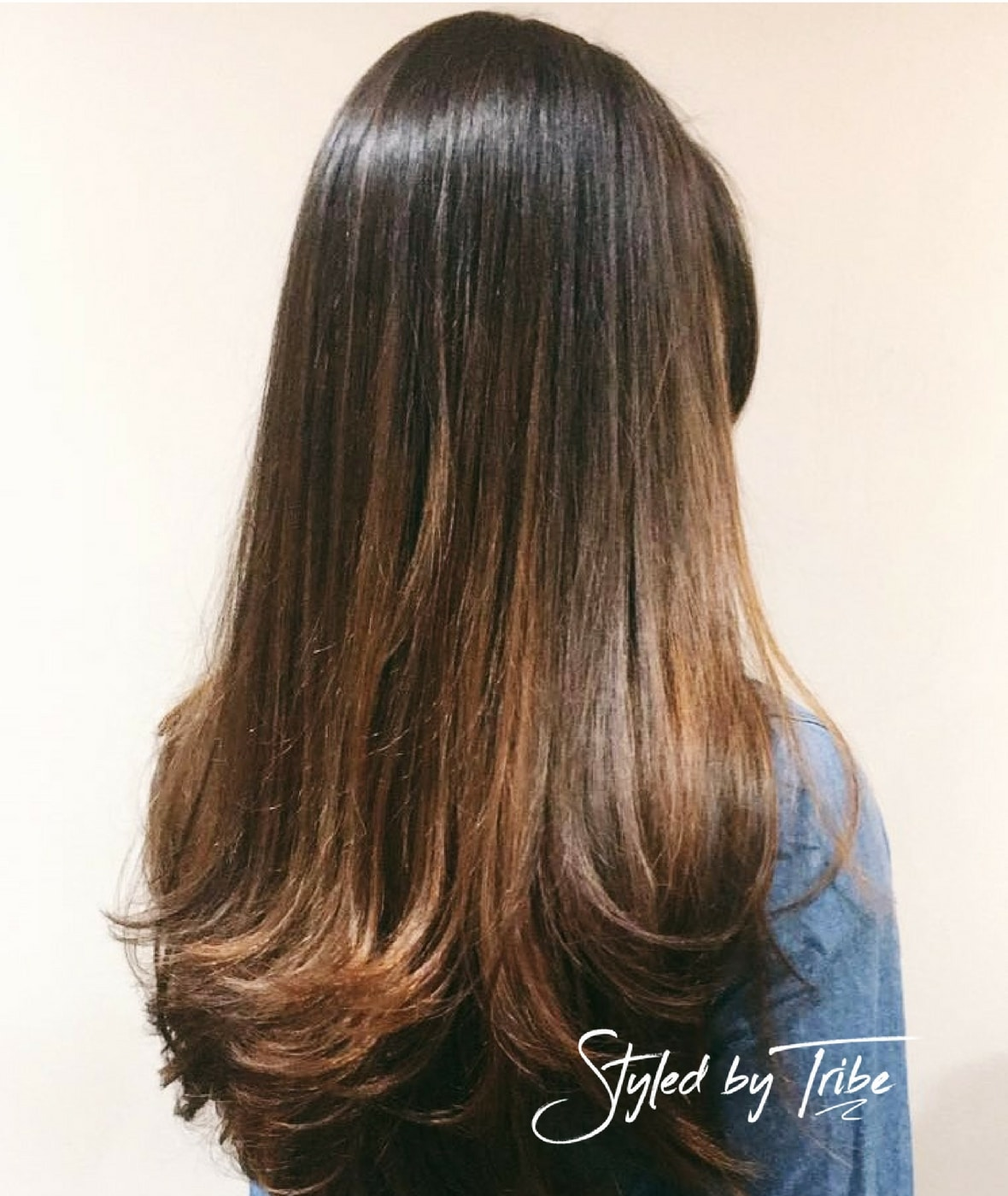 Help Wanted >> Soft Balayage and Long Layers | Aveda Colour | Styled by Danielle - Tribe Hair Salon