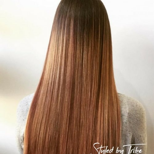 Aveda Rose Gold Blend | Styled By Amy | March 17
