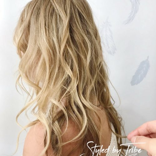 Beachy Highlights | Styled by Christopher