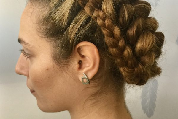 Creative Plait Updo | Styled By Sydnee