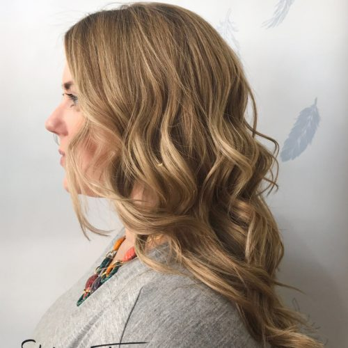 Soft Natural Balayage | Styled by Danielle