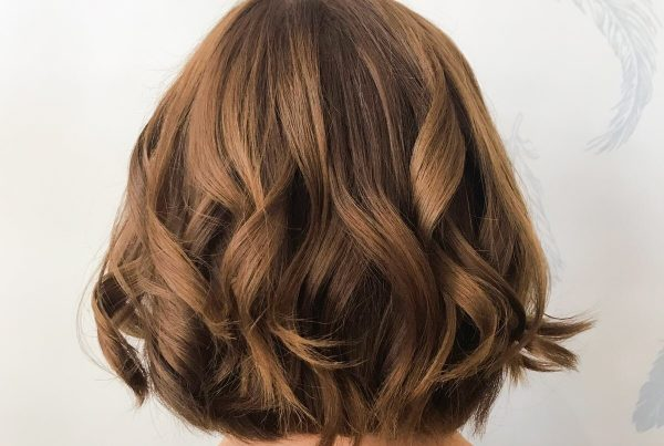 On Trend Tussled Bob & Aveda Colour | Styled by Christopher