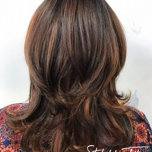 Soft Enlightening of an all-over Colour | Styled By Amy
