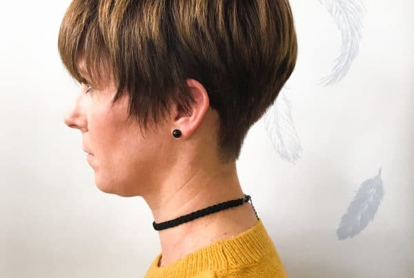 Short, Soft Hair Cut   Styled By Amy-3