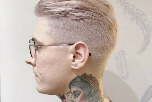 Precision Mens Cut Style By Jess