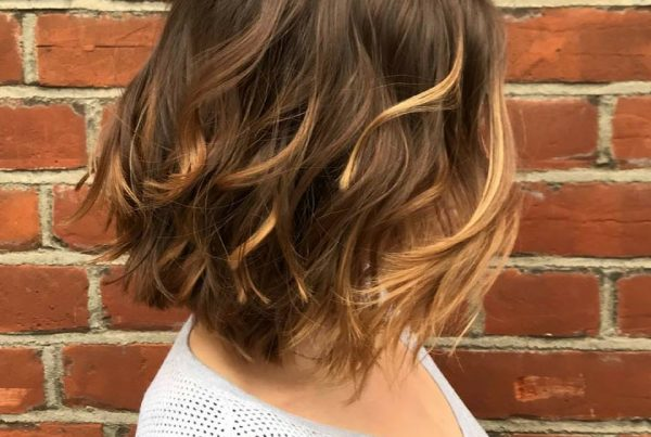 Restyle Hair Cut - Styled by Leanne - April 18