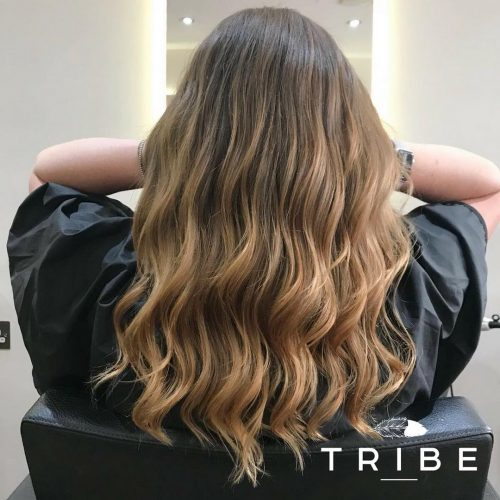 Aveda Colour Balayage at Tribe Salon Chisleurst | Styled by Christina