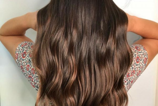 Hair Painting Balayage | Styled by Amy