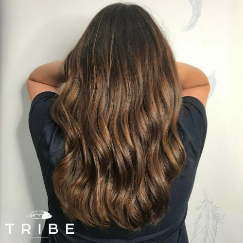 HairPainting Balayage | Styled by Leanne
