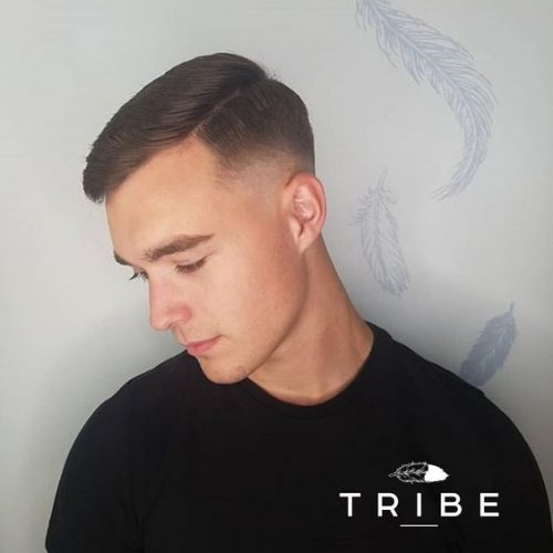 Men's Hair Styled by Christopher in Tribe Salon Chislehurst